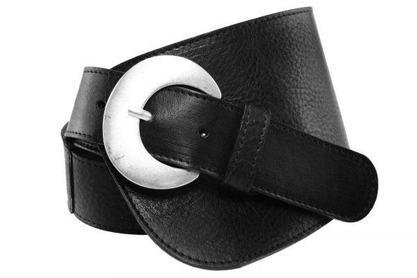 Damen Formgürtel S8011 black