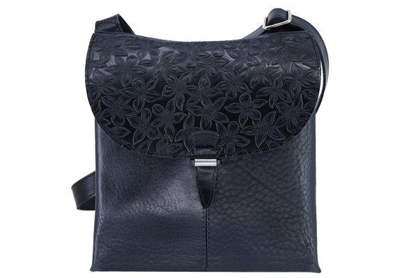 Two-crossbody-bag-black-floral